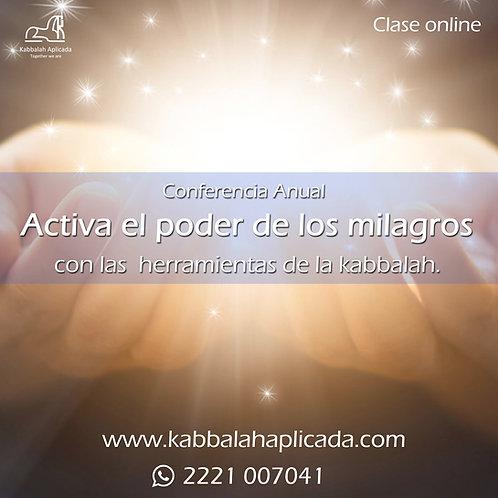 Activa el poder de los milagros, con las herramientas de la kabbalah