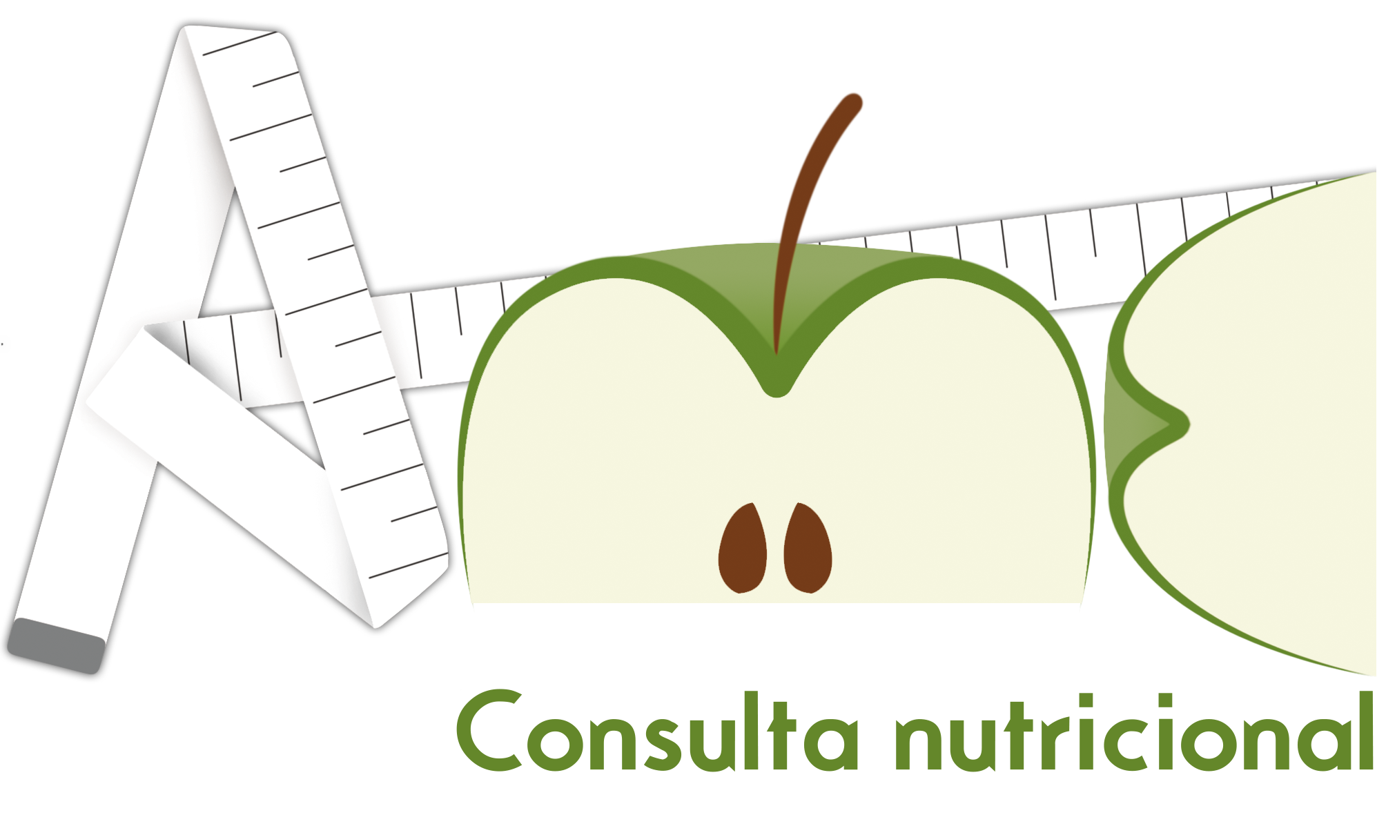 Isologo; Ame Consulta nutricional