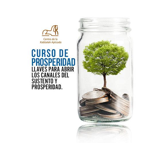 Curso Online: Llaves para abrir los canales del sustento y la prosperidad.