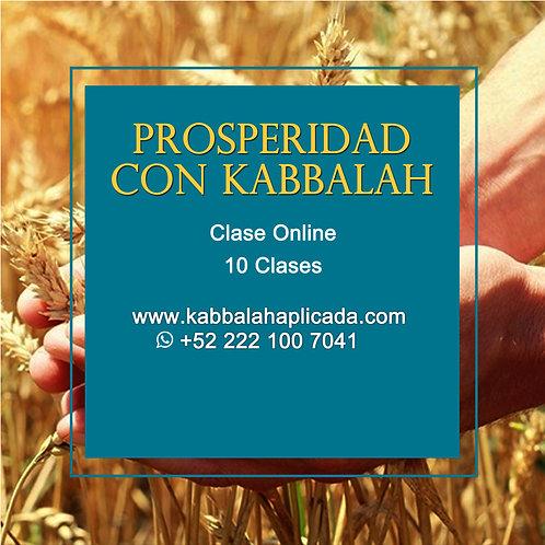 Prosperidad con Kabbalah