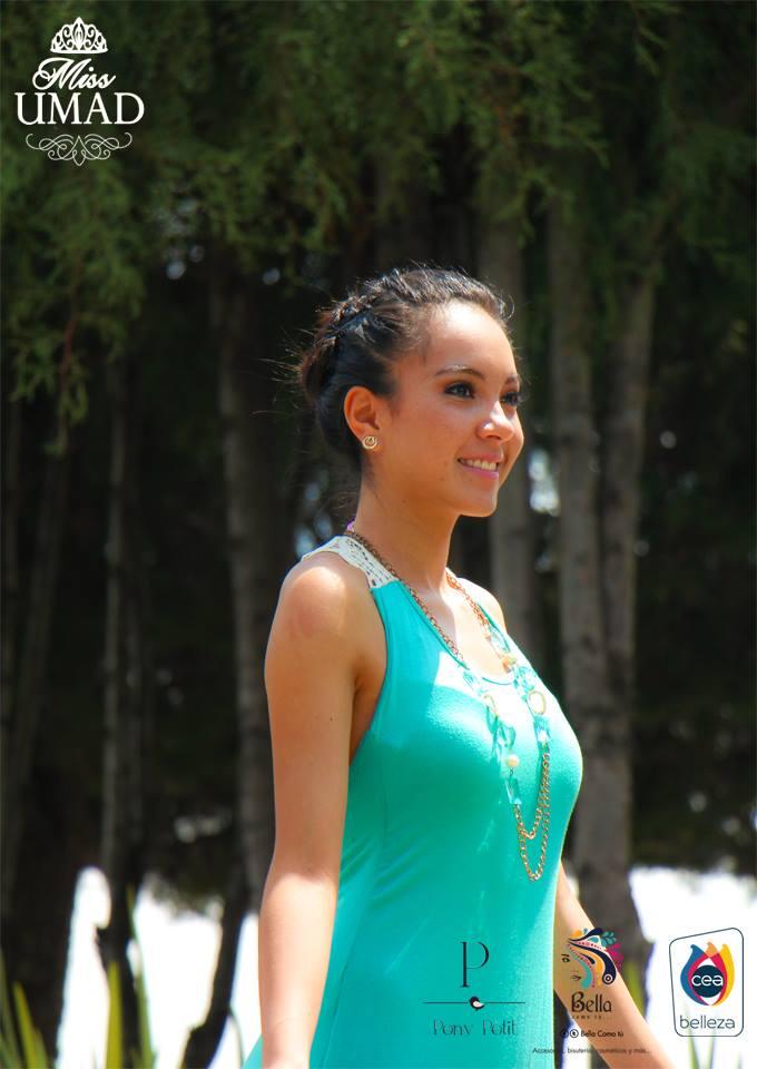 Miss UMAD Montse