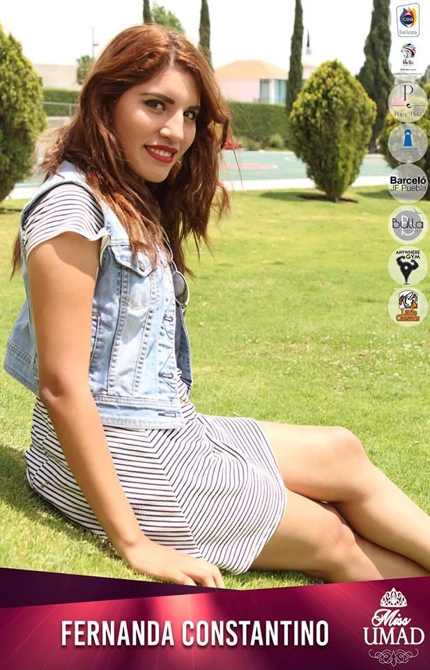 Miss UMAD Fer Constantino