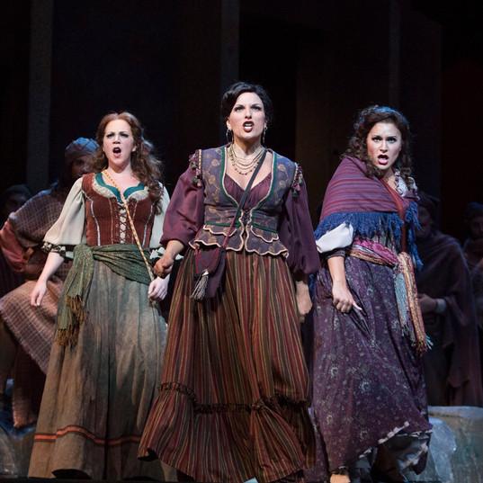 Mercedes | Carmen | Fort Worth Opera