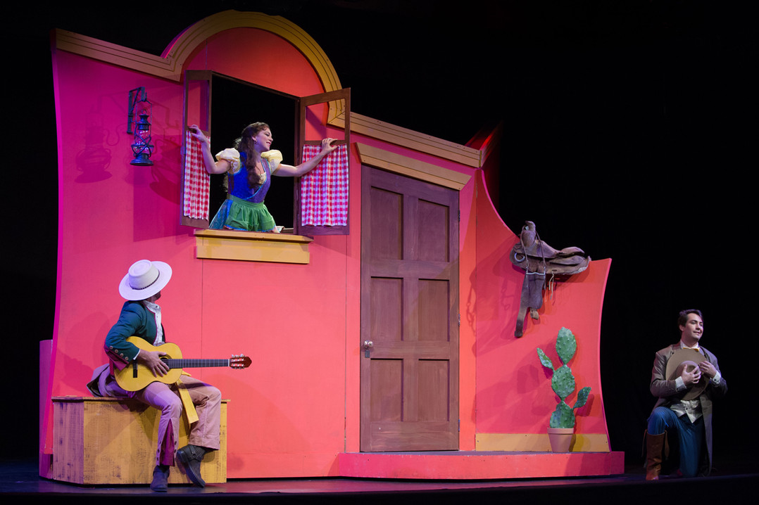 Rosina | Barber of Seville in Texas | Fort Worth Opera