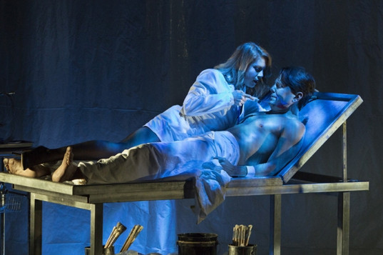 Doctor | Buried Alive | Fort Worth Opera