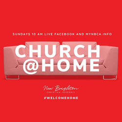#WELCOMEHOME JOIN US SUNDAY 10am LIVE ON