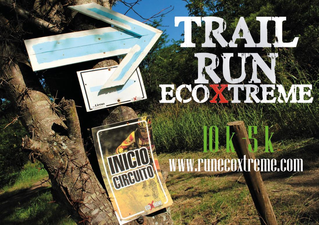 Trail run Ecoxtreme