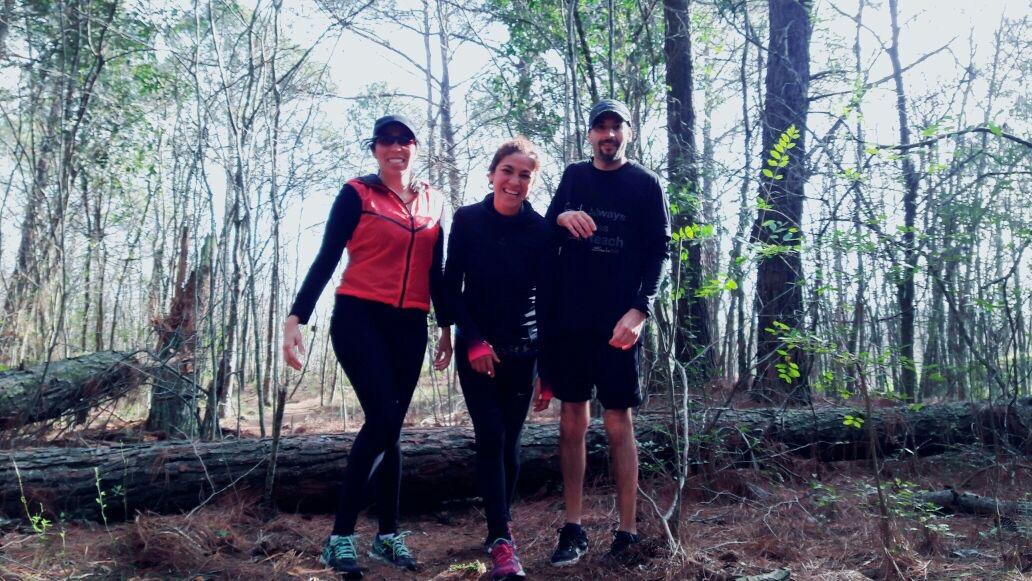 Caminatas por el bosque, empresas