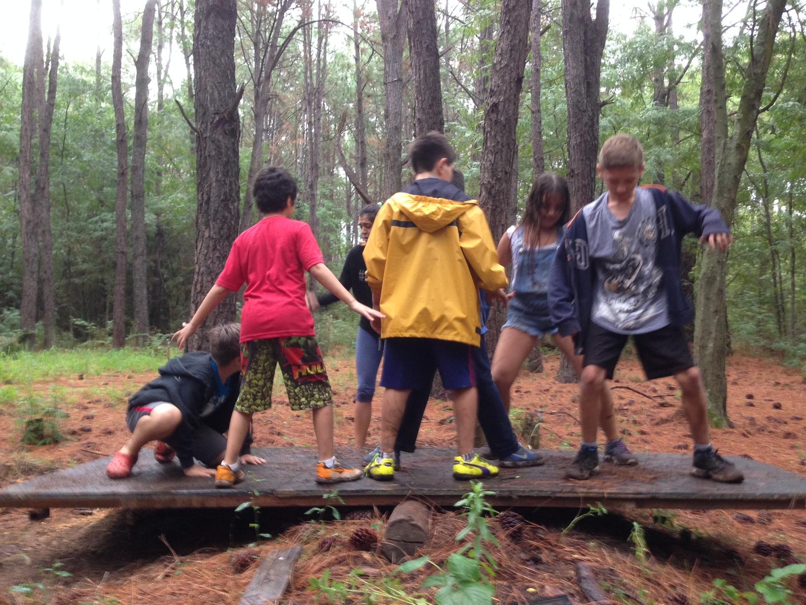 Running con obstáculos, cumples