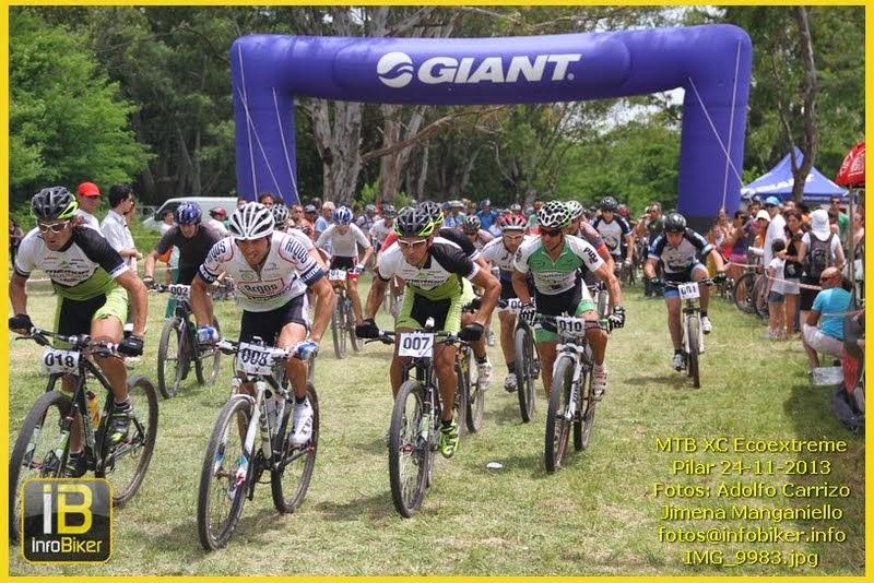 Carrera de mountain bike