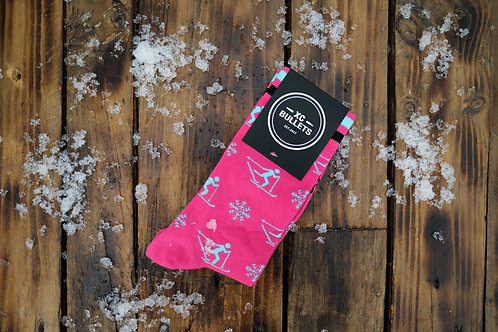 Special PINK Edition - XCBullets Socks