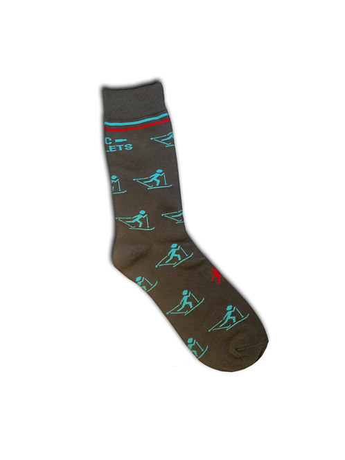 Mountain - XCBullets Socks