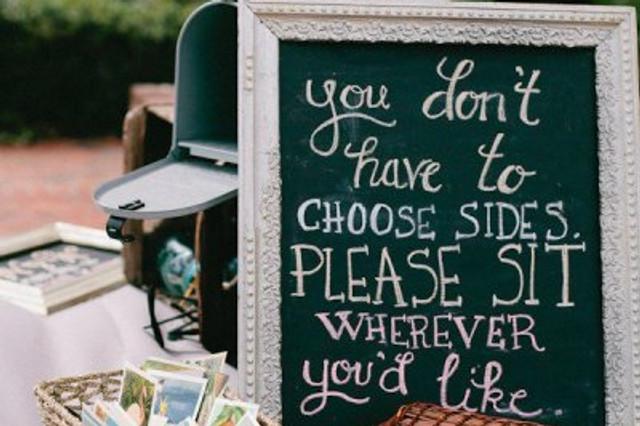 don't choose a side