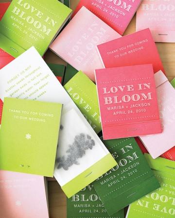 Seed Wedding Favours (Martha Stewart)