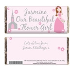 Personalised Chocolate Bars (available from A Wedding Less Ordinary)