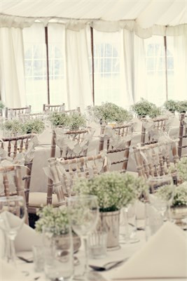 Copyright: Decorative hire by Elizabeth Hall Event Design via Hitched