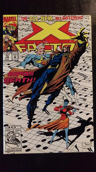 X FACTOR #79 (JUN 92)