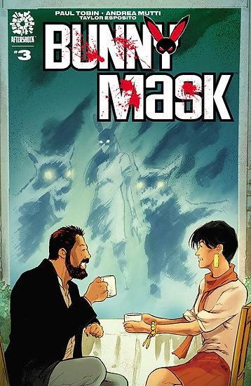 BUNNY MASK #3