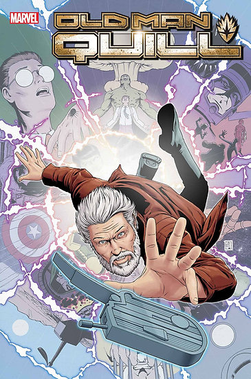 OLD MAN QUILL #10 (OF 12)