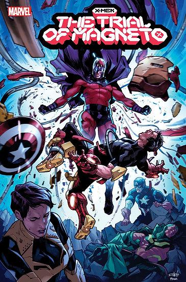 X-MEN TRIAL OF MAGNETO #2 (OF 5)