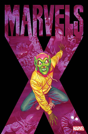 MARVELS X #1 (OF 6) (75960609595700111)
