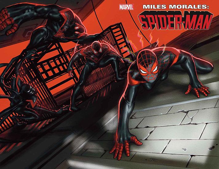 MILES MORALES SPIDER-MAN #25