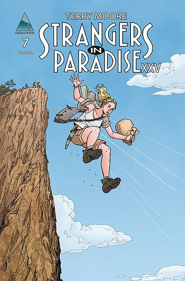STRANGERS IN PARADISE XXV #7