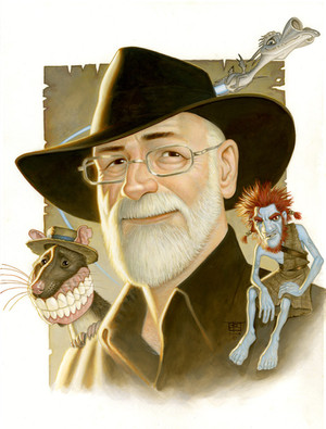 """""""More Pratchett!"""" The Geeks at the Gates Episode 62 - We're still talking about Terry"""