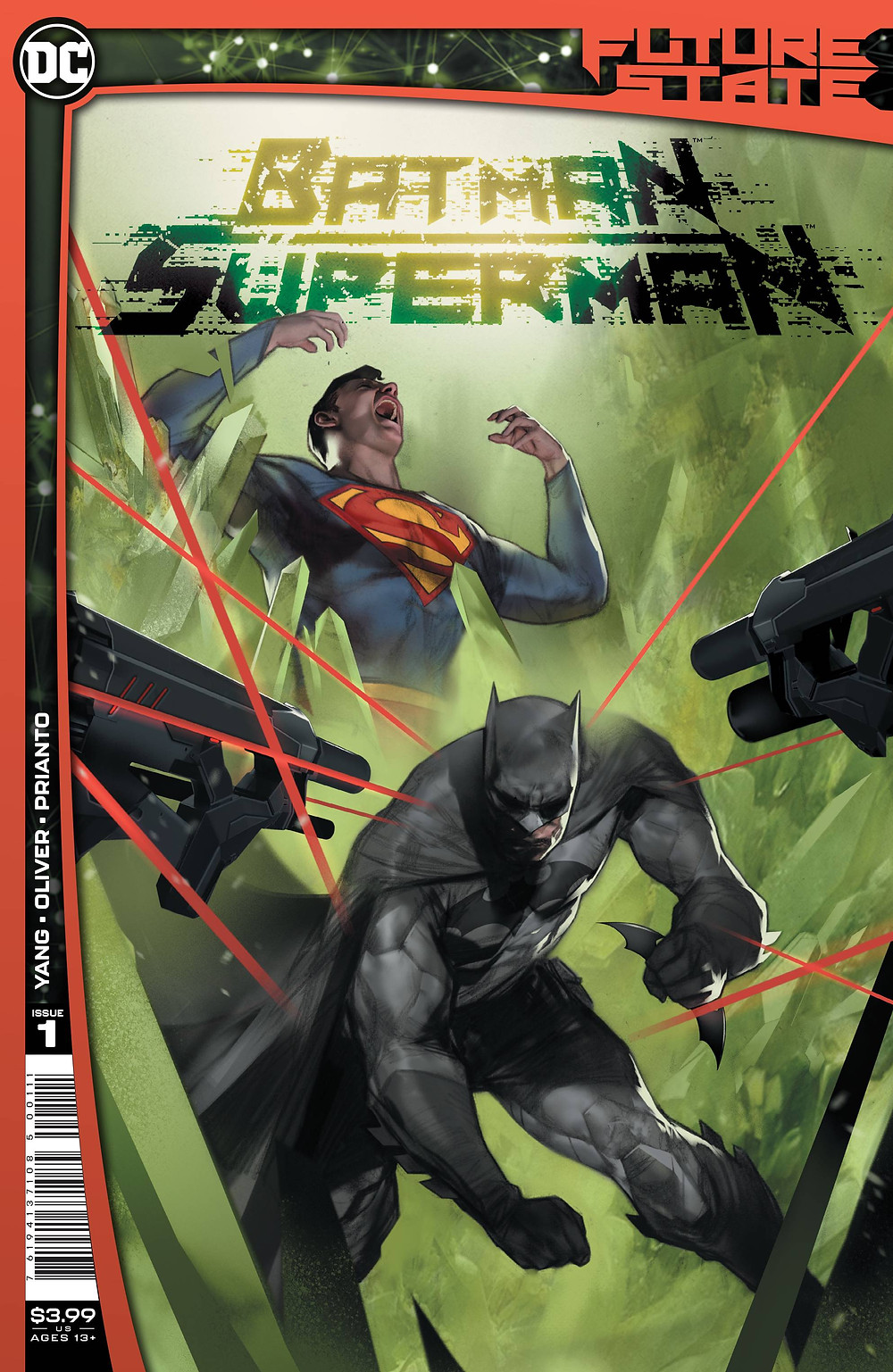 Future State: Batman Superman #1