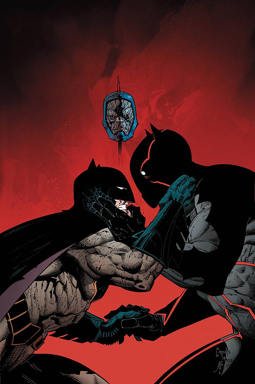 BATMAN LAST KNIGHT ON EARTH #3 (OF 3) (MR)