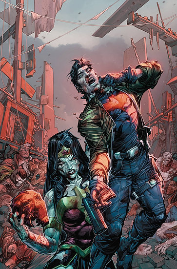 DCEASED UNKILLABLES #3 (OF 3)