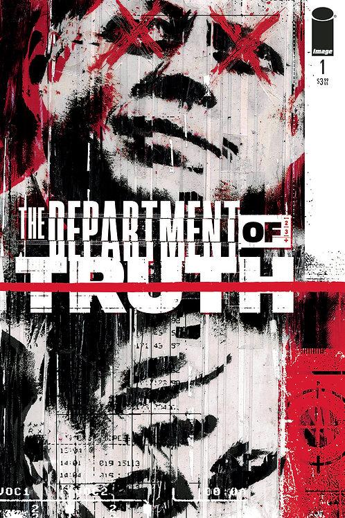 DEPARTMENT OF TRUTH #1 CVR A SIMMONDS (MR)