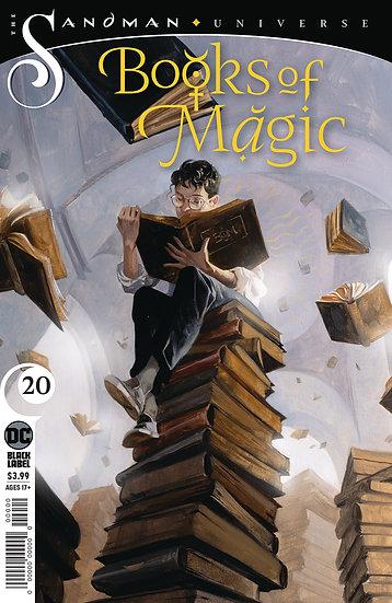 BOOKS OF MAGIC #20 (MR)