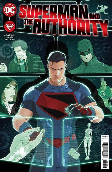 SUPERMAN & AUTHORITY #1