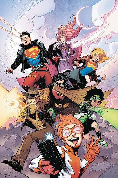 YOUNG JUSTICE #3