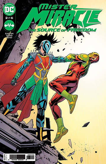 MR MIRACLE: SOURCE OF FREEDOM #2