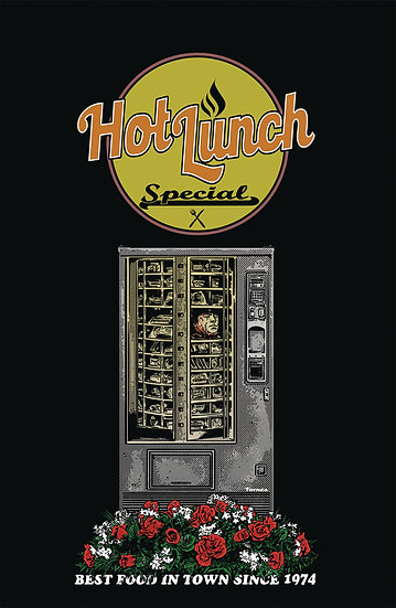 HOT LUNCH SPECIAL #2 (MR)