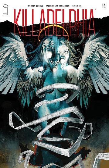 KILLADELPHIA #16 CVR A ALEXANDER (MR)