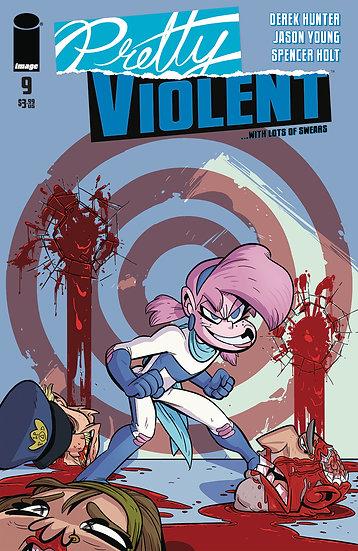 PRETTY VIOLENT #9 (MR)