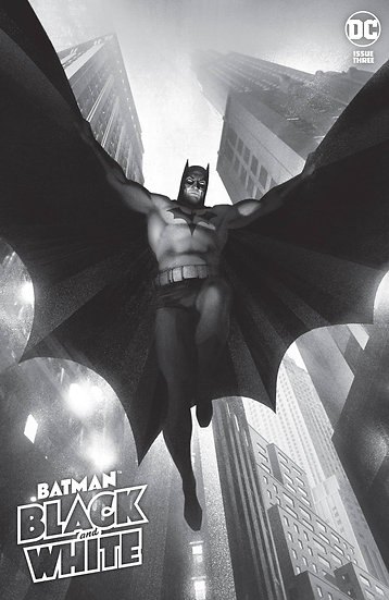 BATMAN BLACK & WHITE #3 (OF 6)