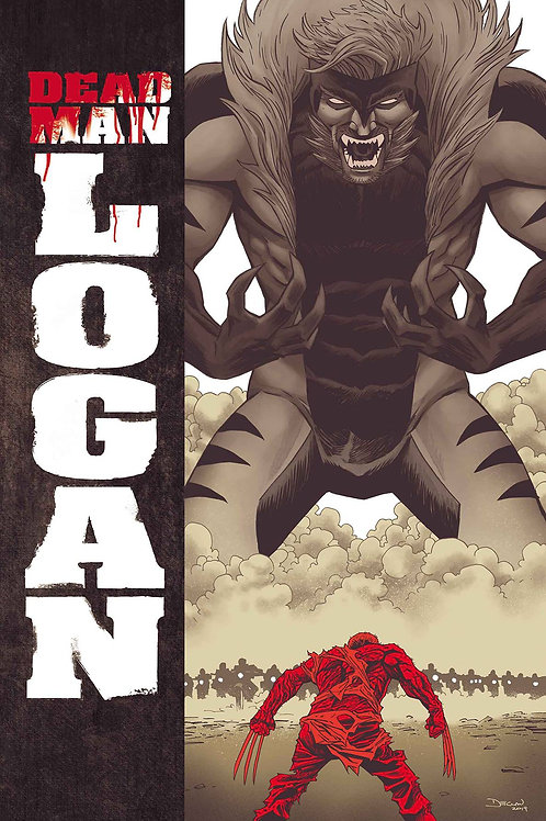 DEAD MAN LOGAN #9 (OF 12) (75960609105800911)