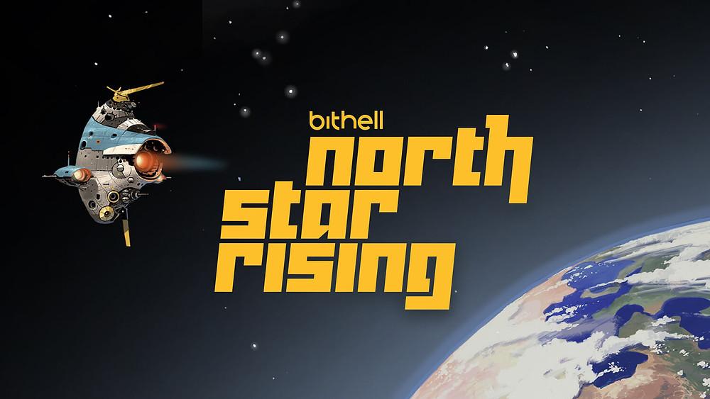 North Star Rising Podcast Logo