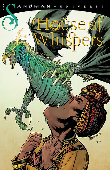 HOUSE OF WHISPERS #14 (MR)