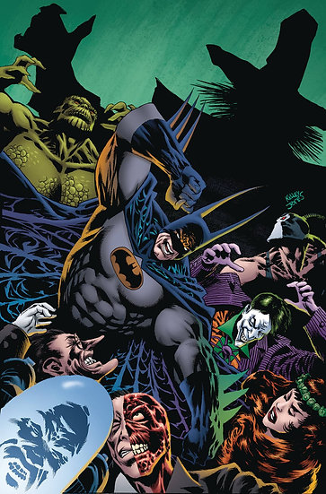 BATMAN KINGS OF FEAR #1 (OF 6)
