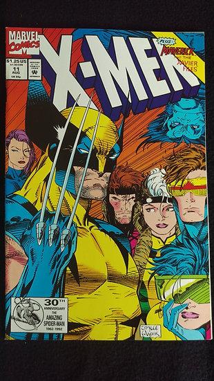 X-MEN #11 (AUG 1992)
