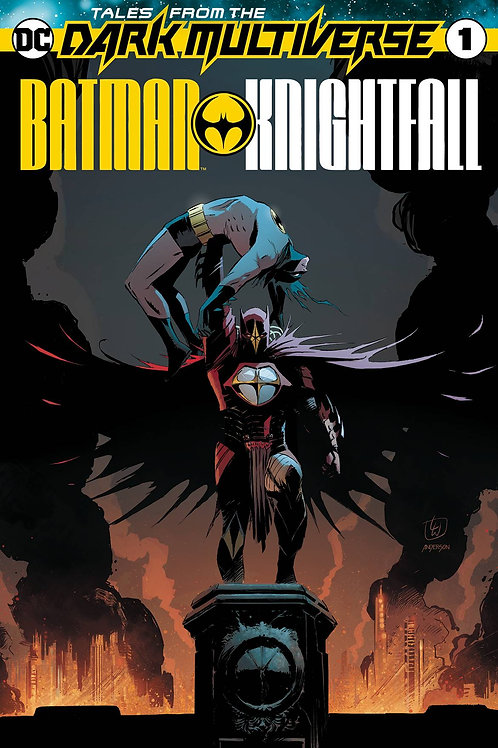 TALES FROM THE DARK MULTIVERSE BATMAN KNIGHTFALL #1