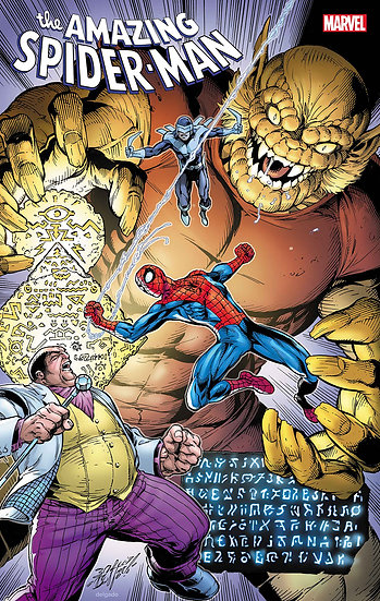 AMAZING SPIDER-MAN #64