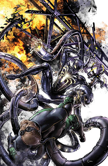 SPIDER-MAN CITY AT WAR #6 (OF 6)
