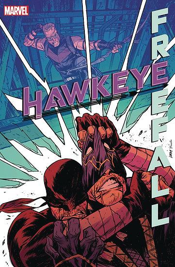 HAWKEYE FREE FALL #4 (75960609576600411)