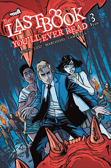 LAST BOOK YOULL EVER READ #3 CVR A LEIZ